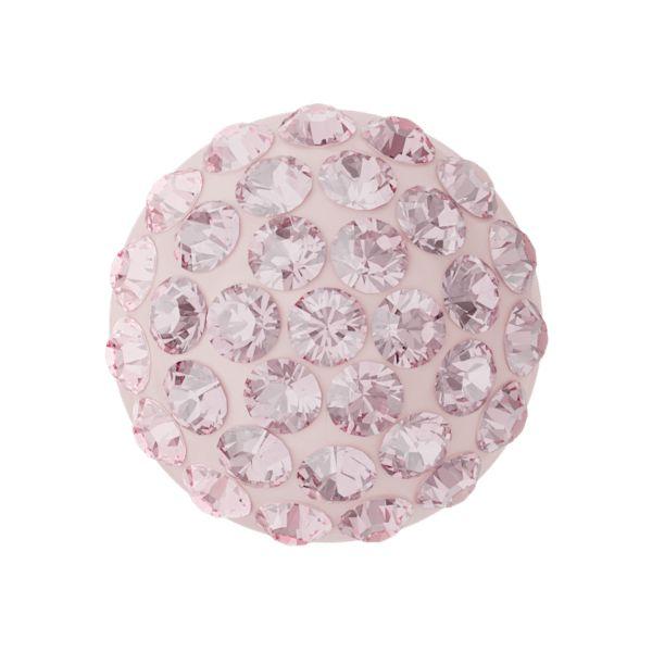 86601 MM8,0 06 223 - Cabochon Pave Light Rose