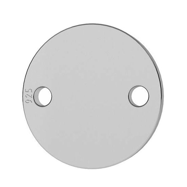 Il giro pendente argento 925, LKM-2004
