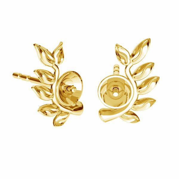 Croce pendente Swarovski pearls, ODL-00774 4x22 mm (5818 MM 4, 5818 MM 6)
