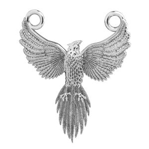 Fenix pendente*argento 925*ODL-00823 20x24 mm