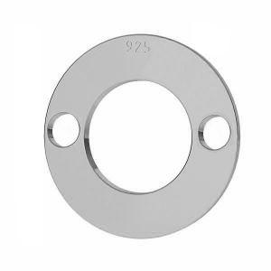 Il giro pendente argento 925, LKM-2892 - 0,80 5x5 mm
