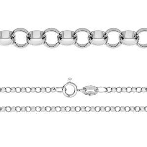 Catena Rolo*argento 925*ROLO 035 (40 cm)