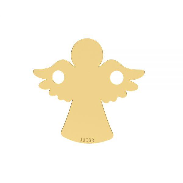 Angelo ciondolo*oro 333*LKZ8K-30095 - 0,30 13x13 mm