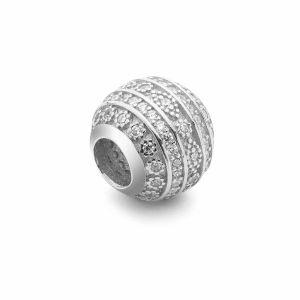 Cacciatore di sogni beads*argento 925*BDS-00008 9,5x10,5 mm