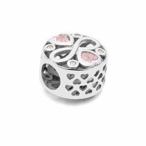 Cacciatore di sogni beads*argento 925*BDS-00011 11x11,5 mm