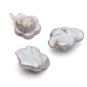 Fiori perle naturali 17 mm, GAVBARI PEARLS
