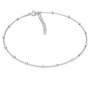 Bracciale forzatina anker*argento 925*A 035 PL 2,5 25 + 4 cm