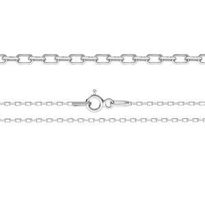 Catena Anker *argento 925*, AD 35 (45 cm)